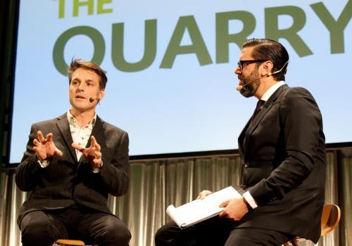 Quarry Life Award Nick Baker